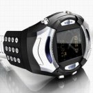 Fashion FM Watch Cell Phone -1.4&quot; China Radio Watch Cell Phone - Tri band Cellphone