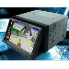 2 Din IN-DASH 7 INCH TFT WIDESCREEN Car DVD Player 6703  without GPS