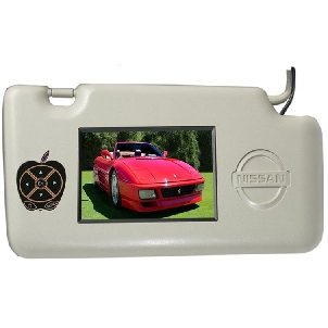 7 Inch Special Car Mutimedia Player for NISSAN