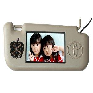 7 Inch Special Car Mutimedia Player - TOYOTA