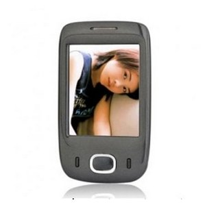 Quad Band TV PDA Smart Cell Phone T2222 - Wi-Fi Function + JAVA Function