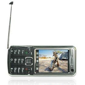 JINCHEN JC800 Quad Band Dual Car TV Cell Phone