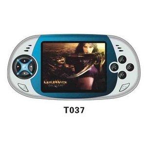 4GB Blue Portable Media Player + 2.8 Inch Screen + 1.3 MP Camera