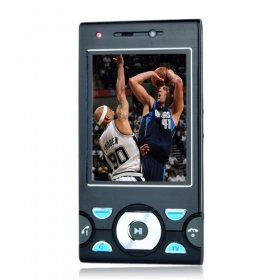 W995 Dual Card Quad Band Dual Camera TV Function Cell Phone