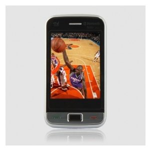 TENGTU N98+ Dual Card Quad Band TV Function JAVA Touch Screen Cell Phone
