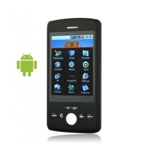 G2+ WIFI Google System Tri Band Bluetooth Touch Screen FM Cell Phone