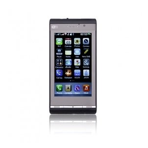 WG5 Dual Card Dual Camera Quad Band WIFI JAVA TV Function 3.2 Inch Flat Touch Screen Cell Phone