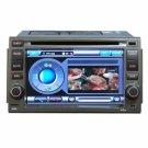 6.2 Inch 2 Din Car DVD Player HL-8706G with GPS Speical for Hyundai Azera Car and Kia Car