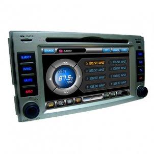 7.0 Inch 2 Din Car DVD Player HL-8708 Special for Hyundai 09 NEW SANTA FE