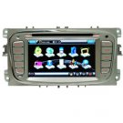 6.2 Inch 2 DIN Car DVD Player HL-8710GB with Digital Screen for Mondeo/Focus GPS + DVB-T + Bluetooth