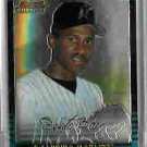 Benito Baez Florida Marlins 2002 Bowman Chrome Uncirculated Rookie Card