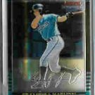 Fred Bastardo Florida Marlins 2002 Bowman Chrome Uncirculated Rookie Card
