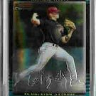 Eric Bruntlett Houston Astros 2002 Bowman Chrome Uncirculated Rookie Card
