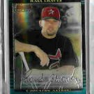 Raul Chavez Houston Astros 2002 Bowman Chrome Uncirculated Rookie Card