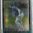 Jon Guzman Kansas City Royals 2002 Bowman Chrome Uncirculated  Rookie Card