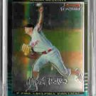 Mark Outlaw Philadelphia Phillies 2002 Bowman Chrome Uncirculated Rookie Card