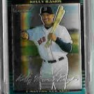 Kelly Ramos Boston Red Sox 2002 Bowman Chrome Uncirculated Rookie Card