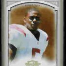 Reggie Bush New Orleans Saints 2006 Donruss Threads College Gridiron Kings Gold SN#/100
