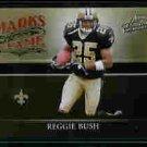 Reggie Bush New Orleans Saints 2006 Playoff Absolute Memorbilia Marks of Fame SN#/250