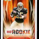 Reggie Bush New Orleans Saints 2006 Score Hot Rookie Glossy Card