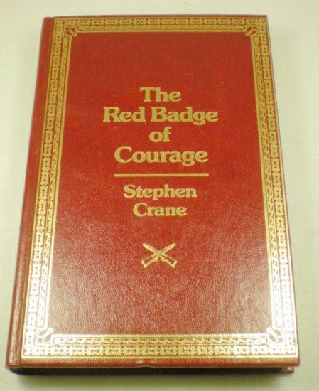 RED BADGE OF COURAGE STEPHEN CRANE LONGRIVER PRESS 1976