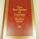 RED BADGE OF COURAGE STEPHEN CRANE LONGRIVER PRESS 1976