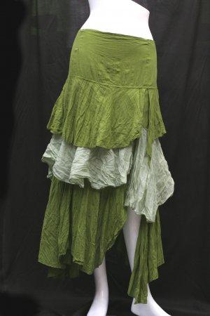 Strange skirt