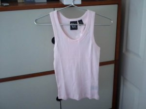 light pink tank top   with  free next day shipping