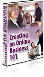 Creating an online Business 101