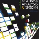 Essentials of Systems Analysis and Design / 5e 5th edition Valacich George Hoffer INSTRUCTOR'S R