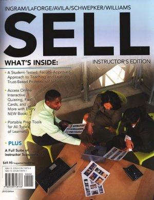 SELL/ 5th INSTRUCTOR'S EDITION - 2011. Ingram,  LaForge, Avila,  Schwepker,  Williams