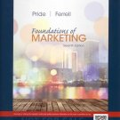 (NEW) Foundations of Marketing 7th INSTRUCTOR'S EDITION 2017 softcover Pride