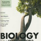 NEW Biology for a Changing World 1st edition COMPLIMENTARY INSTRUCTOR'S 1st