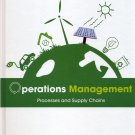 (NEW) Operations Management: Processes and Supply Chains 10th INSTRUCTOR'S ED
