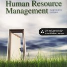 (NEW) Human Resource Management 13th Edition R. Wayne Mondy INSTRUCTOR'S EDITION
