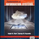 (NEW) Fundamentals of Information Systems 8e 8th USA INSTRUCTOR'S EDITION