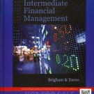 (NEW) Intermediate Financial Management  11th INSTRUCTOR'S EDITION 2013