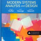 (NEW) Modern Systems Analysis and Design 7th USA INSTRUCTOR'S EDITION 2014