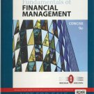 (NEW) Fundamentals of Financial Management, Concise 9th Ed. 20INSTRUCTOR'S EDITI