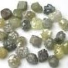 10+ Carats Natural Uncut Rough Diamond Diamonds Size: 3/4 per carat