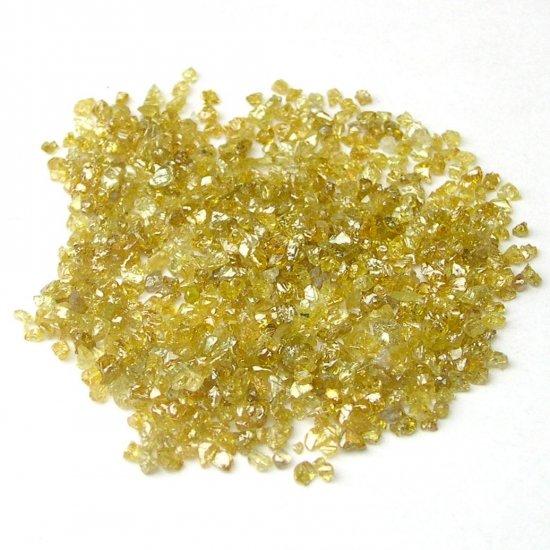 10+ Carats Vivid Orange/ Yellow Rough Diamonds