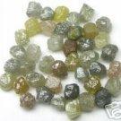 10+ Carat Natural Uncut Rough Diamond Diamonds 1/10