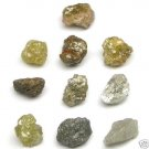 100+ Carat Natural Uncut Rough Diamond Diamonds 1/1