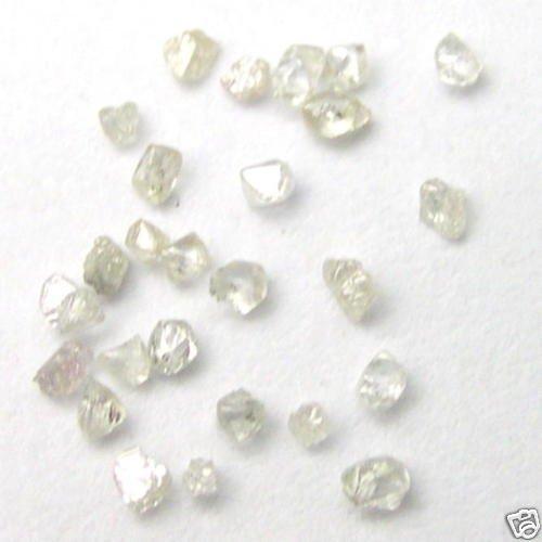 100+ Carats Natural Uncut Rough Diamonds 200 per carat