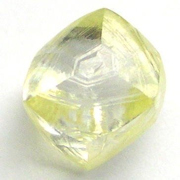 0.90 Carat FANCY CANARY YELLOW Natural ROUGH DIAMONDS