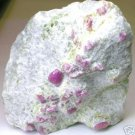 RARE Red Natural Uncut Raw ROUGH RUBY Rubies IN MATRIX