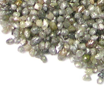 100+ Carat Natural Uncut Rough Diamonds 15-25 per carat