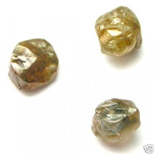 3+ Carat AUSTRALIA CANADA Natural Uncut Rough Diamonds