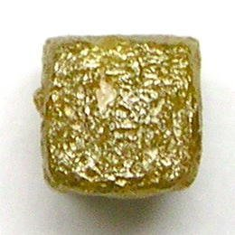 1+ Carats Uncut Natural Rough Cubic Cube Diamonds 1/1