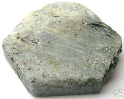 138  Carats Natural Raw Kenyan  ROUGH Sapphire Corundum